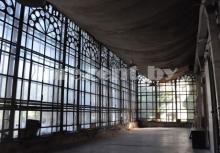 Брезентовый потолок